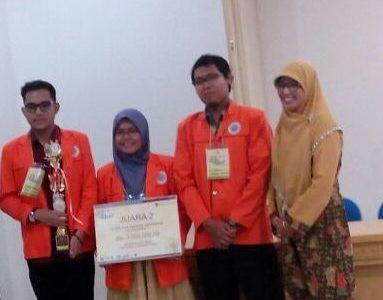 Tim UAD Juara II Pharmacito 2016