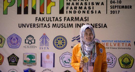 Juara 1 Lomba Konseling PIMFI