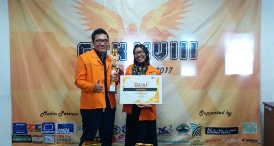 Juara 1 LKTIN Teknologi Kimia XVIII