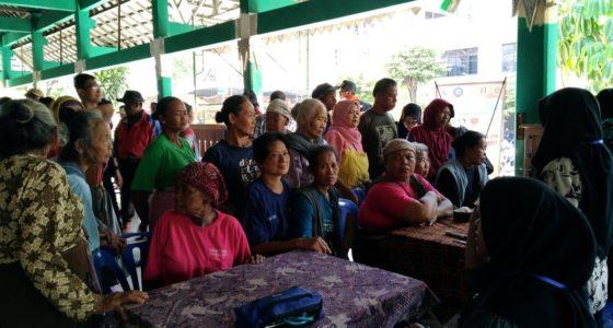 Pengabdian di Pasar Beringharjo