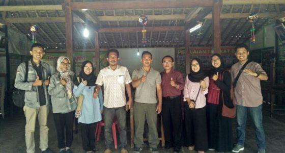 Desa Binaan Farmasi UAD di Tegalsari KulonProgo