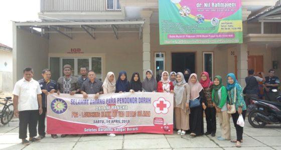 Pra Launching Klinik Mu UAD di Lampung