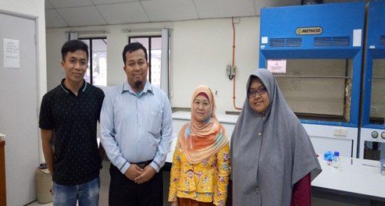 Magang Penelitian di Malaysia