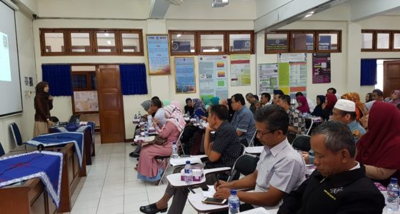 Silaturahmi Orang Tua Mahasiswa Baru 2018