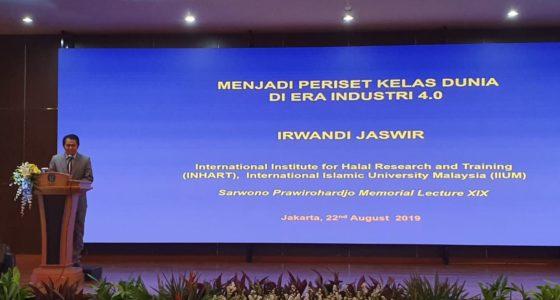 Orasi Ilmiah Profesor Irwandi Jaswir